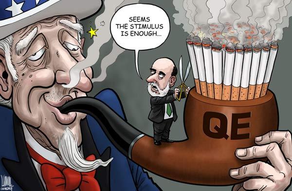 QE Tapering